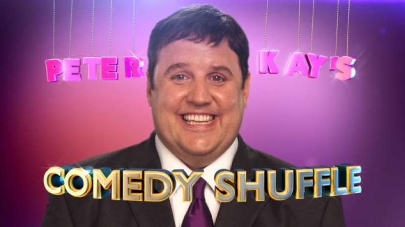 Peter Kays - Comedy-Shuffle
