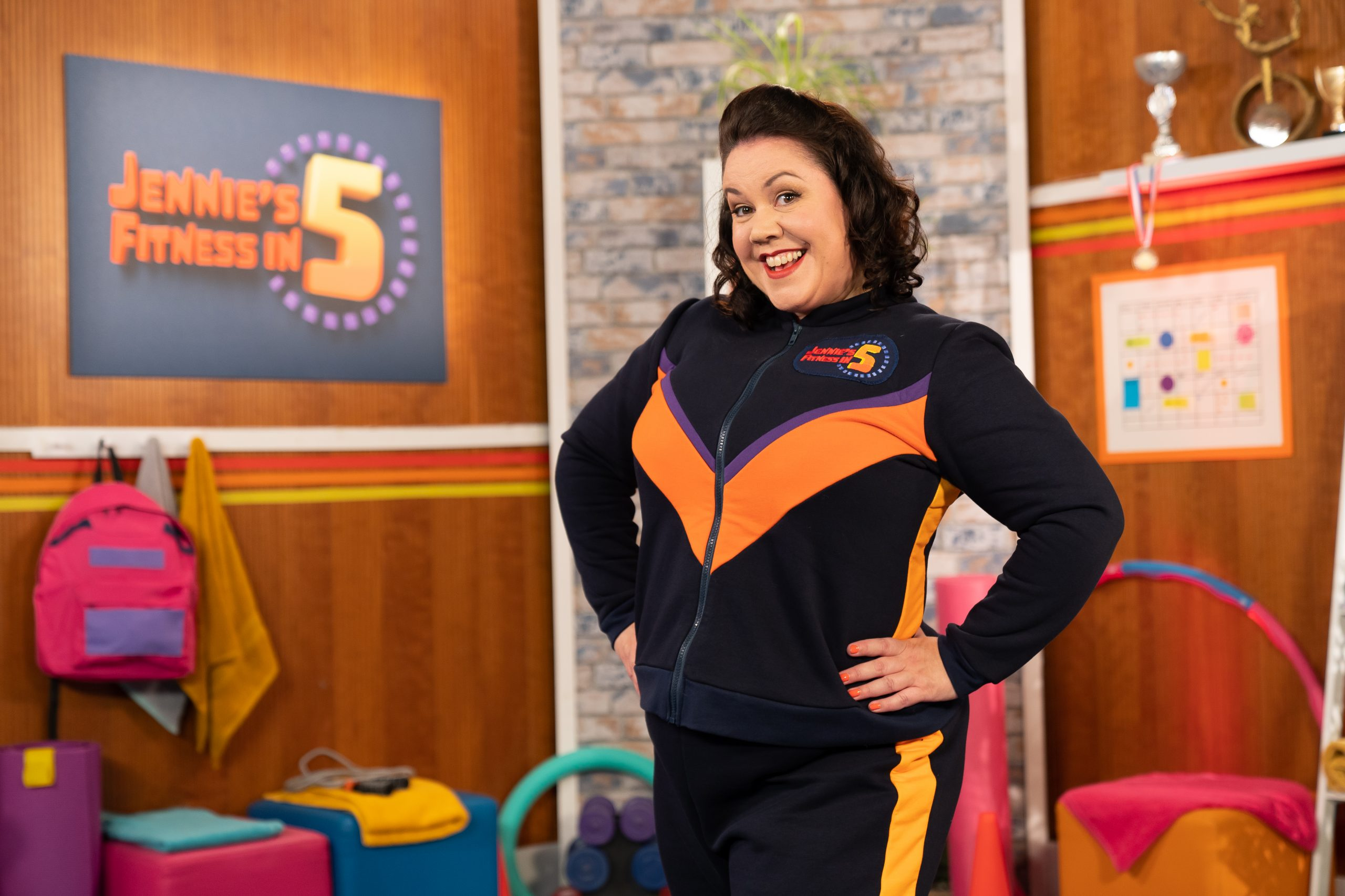 Jennie's Fitness in Five