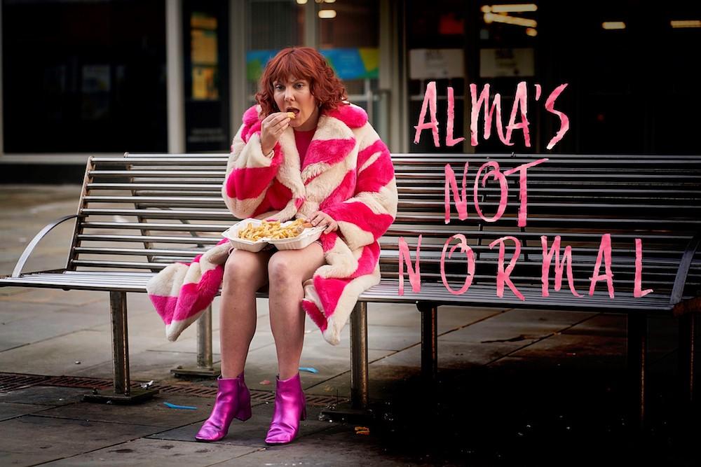 Almas not Normal